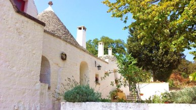 Our home stay, Masseria