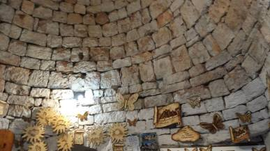 Inside a trulli shop